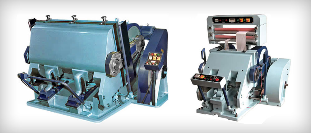Platen Punching, Creasing & Embossing