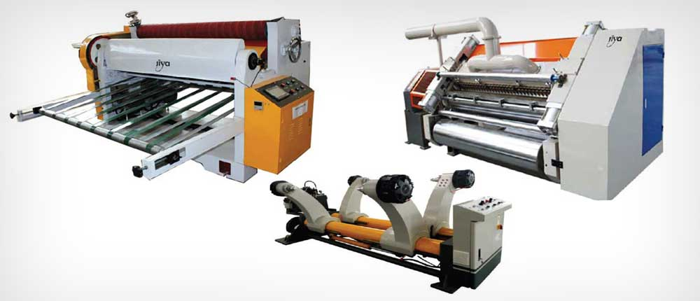 Latest High Speed Corrugation Machines
